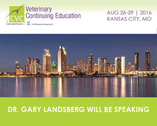 2016 Central Veterinary Conference
